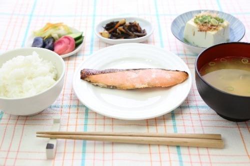 焼き鮭の皮は食べるのか論争 「焼き鮭の皮は食べますか?」 はい 46.3%