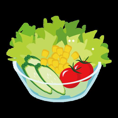 食べ放題でサラダばかり食べられるとすぐ赤字