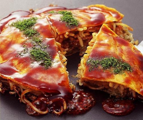 広島でお好み焼き食うなら好み焼き村で間違いないのかな?