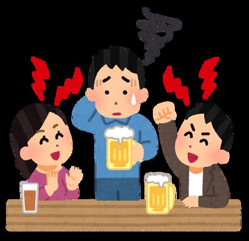 【緊急】ぼく、ゼミの飲み会で4000円奪われる。