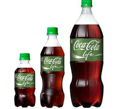 「緑のコーラ」ことコカ・コーラ・ライフが美味い件