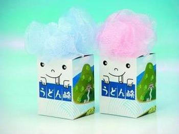 """香川に超弩級朗報 """"うどんのゆで汁""""から石鹸誕生 その名も「うどん鹸」"""