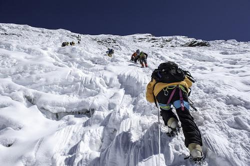 登山って法律で規制した方がよくない?