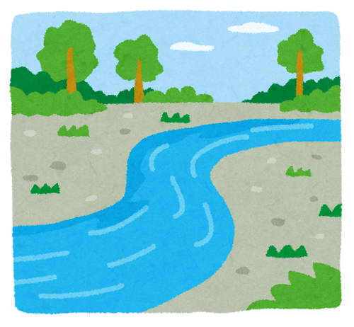 バーベキューの18人が渓谷で孤立か「車が水没」 「DQNの川流れ」の玄倉川水難事故と同じ日付