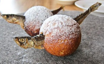 【画像あり】 デンマークのパンケーキが衝撃的過ぎる