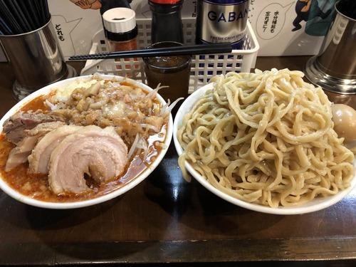 ラーメン屋「つけ麺お待ち」