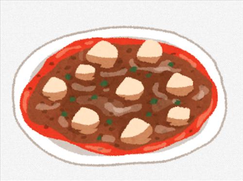 麻婆豆腐って辛くてナンボのもんだよな