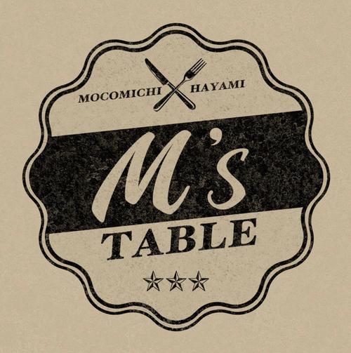 速水もこみち、YouTubeで料理番組『M's TABLE by Mocomichi Hayami』を開始!