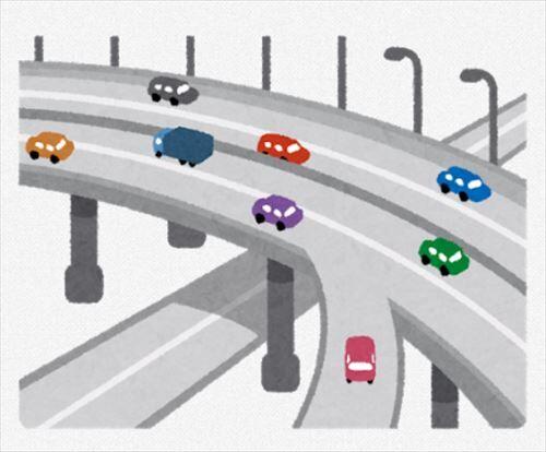 高速道路運転するの嫌いなやつおる?