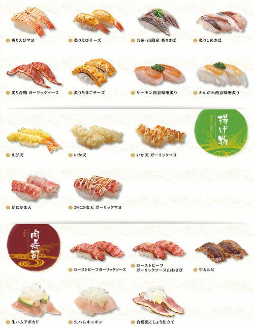 最近の寿司ってハチャメチャじゃね?