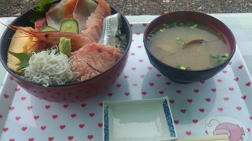 ガルパンの海鮮丼wwwwwwwwwwwwwwwwwww
