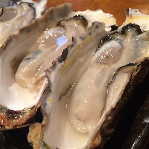 ワイ牡蠣大好き将、加熱用生ガキ5個をペロリ