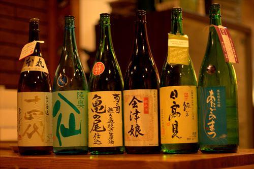 ウイスキーもええけどたまには日本酒も語ろうや