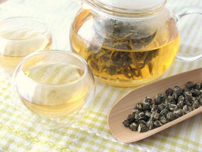 ジャスミン茶の魅力