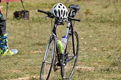 毎日自転車で15キロくらい走ってるけど、全然痩せない