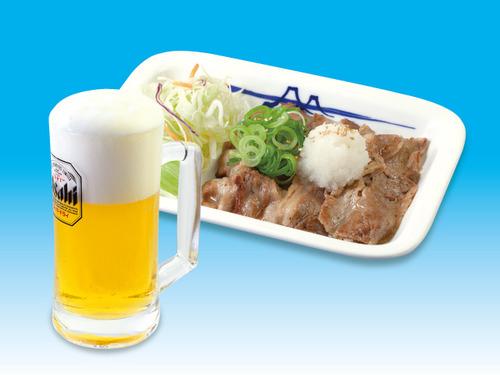 beer_set_gyuu_yaki_150820
