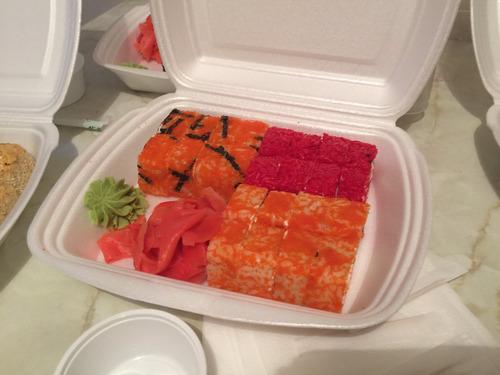 ロシアのお寿司ワロタァwwwwwwwwwww