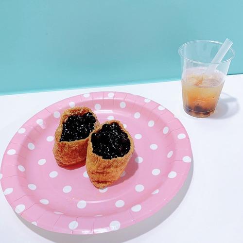 東京タピオカランドに待望の新メニュー!「タピオカいなり寿司」「タピオカパン」「タピオカそば」