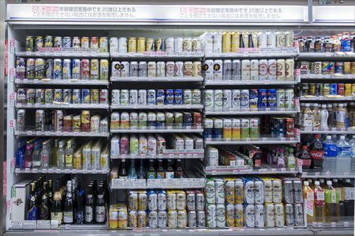 ビール、酒、って値段高すぎじゃね?