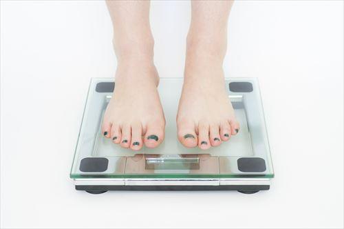 ダイエットしてるのに体重が減らなくなった