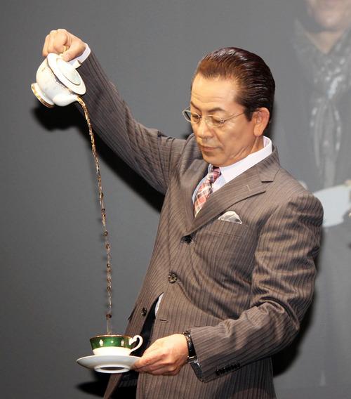 水谷豊の紅茶の入れ方異常じゃね?