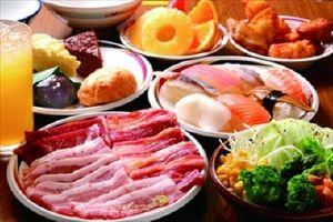 すたみな太郎とかいう食べ放題の店wwwwwwww
