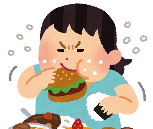 三大デブの言い訳「食べてないのに太る」「運動してるのに痩せない」
