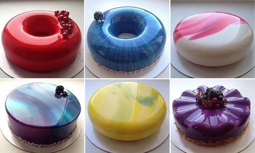 【画像】ロシアのケーキ屋のケーキがすごい