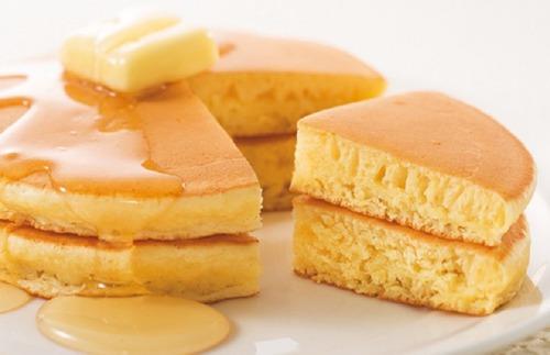 ホットケーキ綺麗に焼く方法教えろ下さい