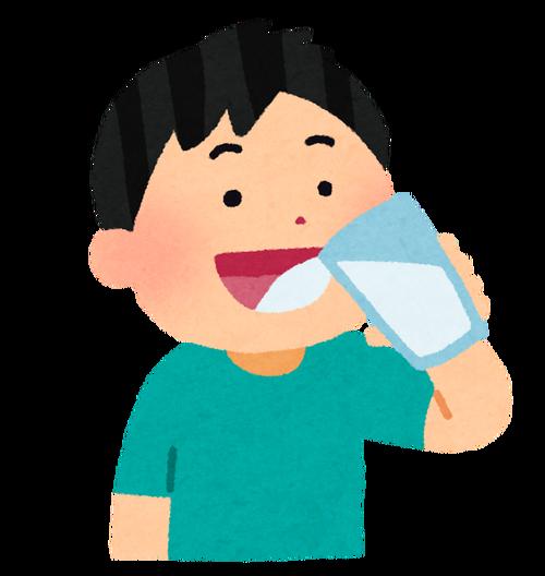 「健康のため水を飲もう」推進運動 1日2リットルまで