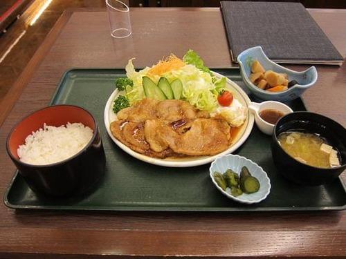 豚の生姜焼き定食とかいう定食界の帝王