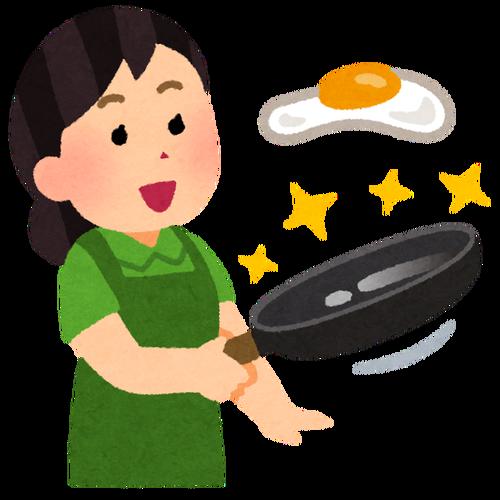 自分の為に料理を作ってくれるような彼女欲しい・・・