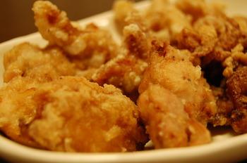 めちゃくちゃ旨い鶏のから揚げの作りかた載ってるサイトとか教えてください