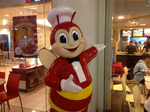 フィリピンのマクドナルドことジョリビーが来年日本にオープン