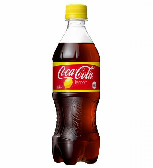 コカ・コーラレモン9年ぶりに復活