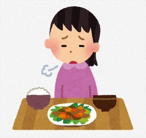 食いきれなくてご飯残す女wwwwwwwww