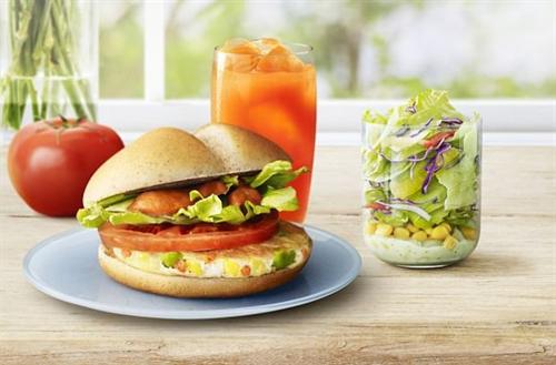 もうマクドナルドではハンバーガー以外注文しないことにした