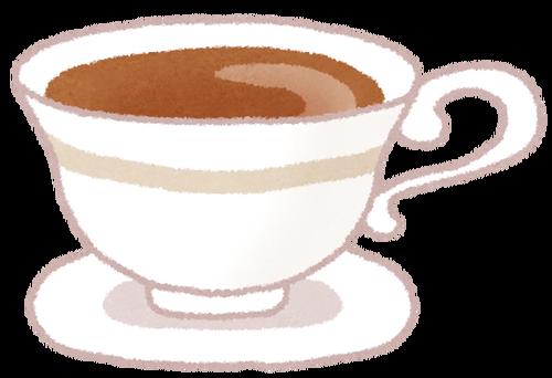 コーヒーか紅茶好きな人あちまれー