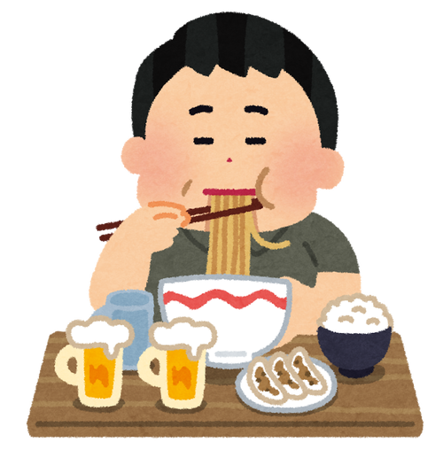 ワイの食生活
