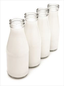 牛乳をたくさん飲めば背が伸びる? → ×まちがい   なぜなのか