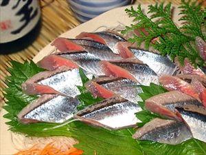 秋刀魚のお刺身はいかがですか?