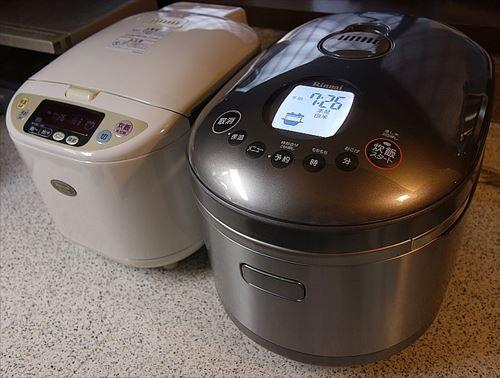 5千円の炊飯器と5万の炊飯器はそんなにご飯の美味さ変わるもんなの?
