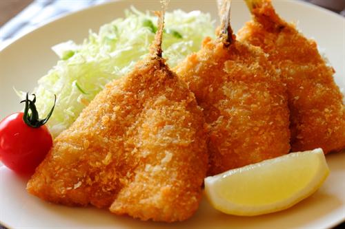 アジフライ以外の魚のフライがメジャーになれないのは何故だろう?