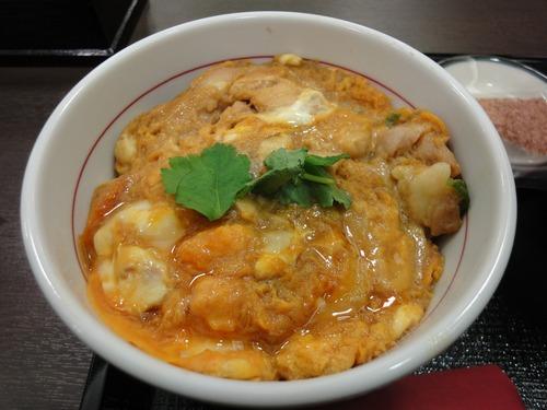 「なか卯」の親子丼(490円)wwwwwwwwwwwwwww
