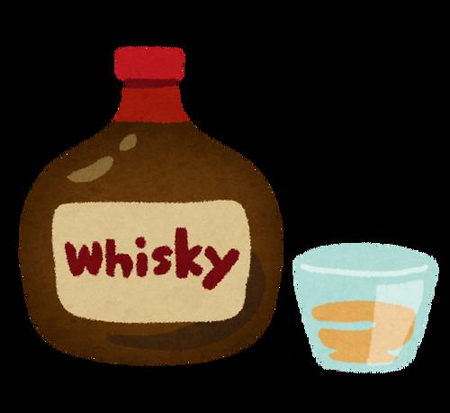 【悲報】ウイスキー、どうやって飲んでもまずい