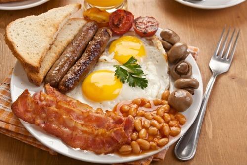 イギリス料理は不味い世界最低って言うけどさ・・・