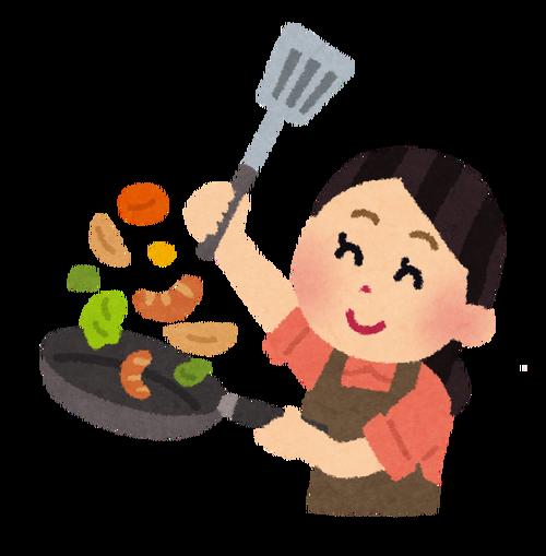 将来の一人暮らしを見越して料理の練習を始めようと思ったんやけど
