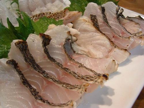 刺身で食べるとおいしい魚