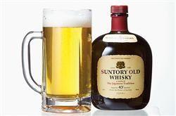 ビールをチェイサーに飲むウイスキーは最高に美味い
