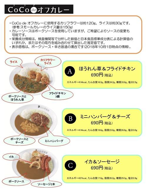 ココイチが糖質オフのカレーを発売!なんとお米の代わりに「あれ」が使われている!?